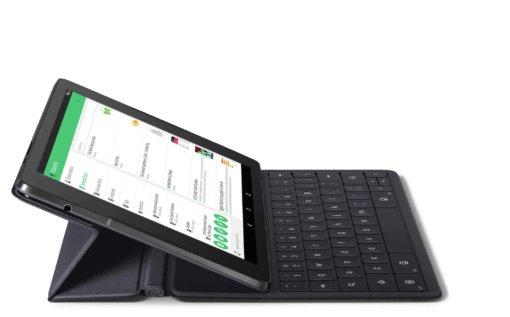 Nexus 9 with keyboard