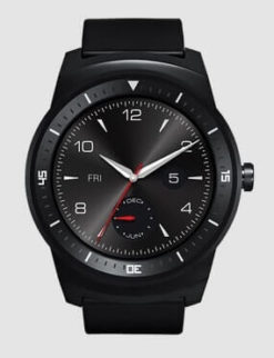 LG G Watch R Front