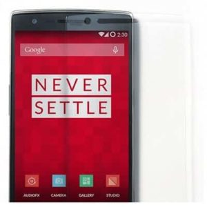 OnePlus One Tempered Glass Screen Protector