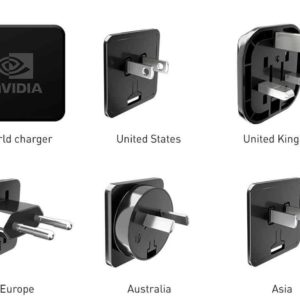 Nvidia World Charger