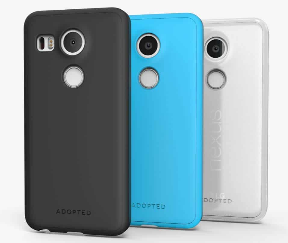 cheap for discount a3d17 c087e ADOPTED Protective Case for Nexus 5X