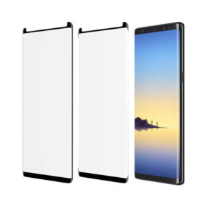 the latest 94bda 53554 RhinoShield 9H 3D Curved Glass Screen Protector for Samsung Galaxy Note 8  Non Edge to Edge - Tempered Glass Front