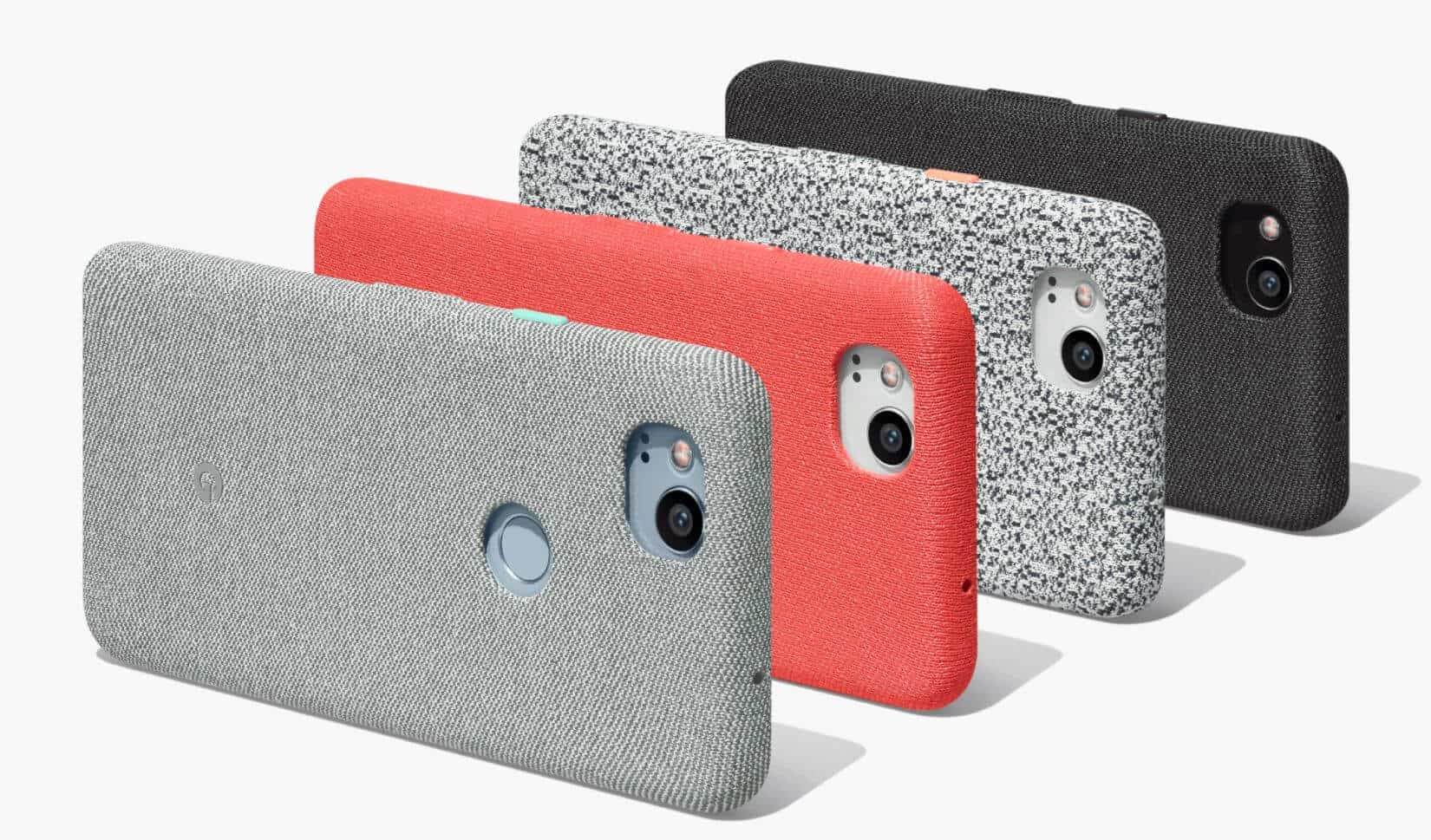 timeless design 8b7e9 69838 Official Pixel 2 | Pixel 2 XL Case - Fabric