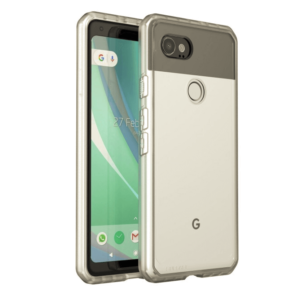 Supcase unicorn beetle clear case google pixel 2XL