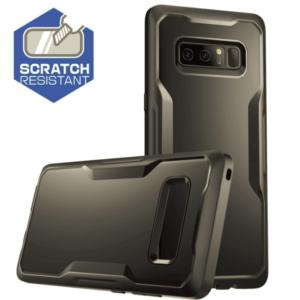 Galaxy Note 8 Unicorn Beetle Hybrid Protective Bumper Case
