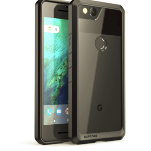 Supcase Unicorn Bettle Clear Case Pixel 2