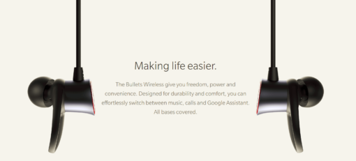 OnePlus Wireless Bullet