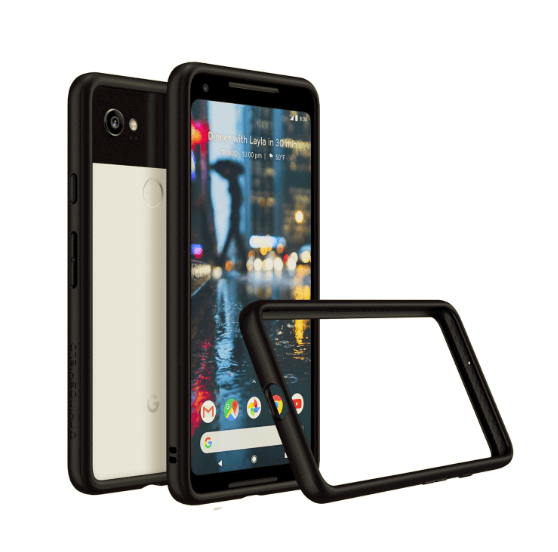 huge selection of a4545 f8c8c Rhinoshield CrashGuard Bumper Case for Google Pixel 2 / 2XL