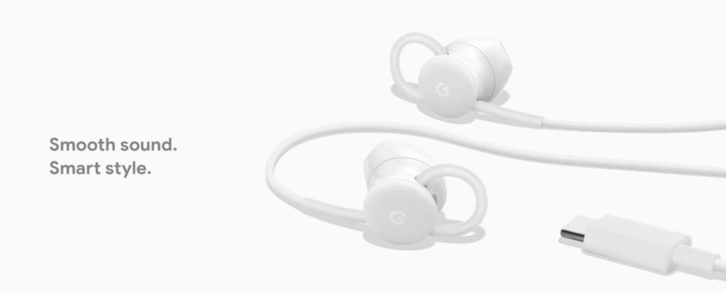 Usb C earphone
