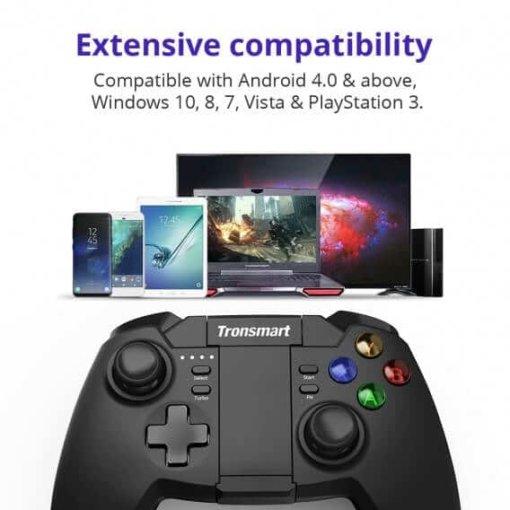 Tronsmart Mars G02 Wireless Game ControllerTronsmart Mars G02 Wireless Game Controller