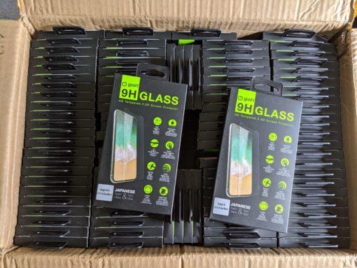 Pixel 3a full glue tempered glass